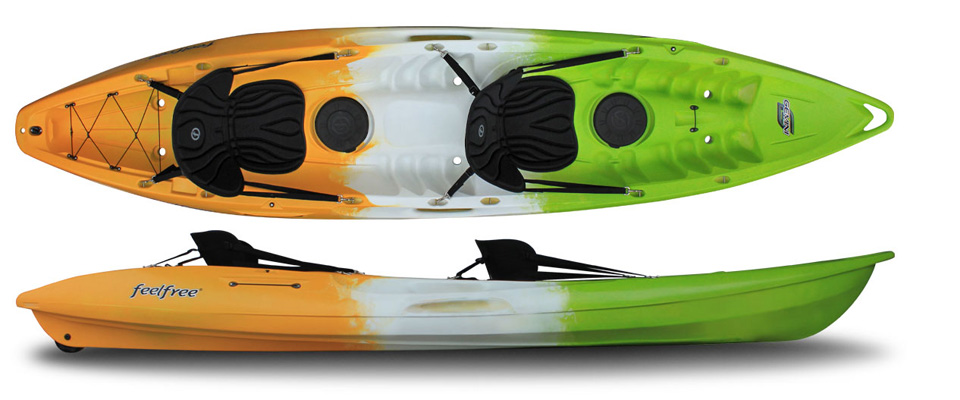Two Seater Sit On Top Kayaks