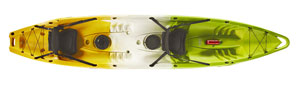 Lime/White/Yellow Feelfree Corona