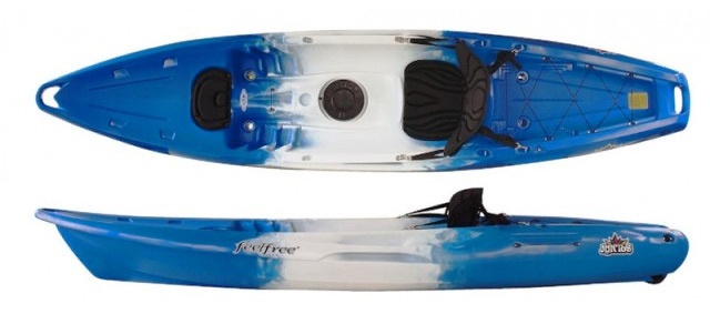 Feelfree Juntos Sit On Top Kayak with front childs seat