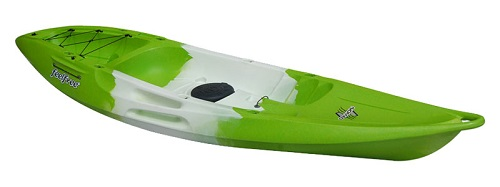 Lime/White/Lime Feelfree Nomad Sport sit on top kayak