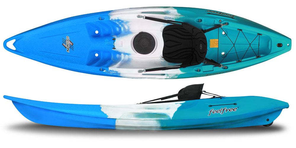 Feelfree Nomad Sport Sit On Top Kayak
