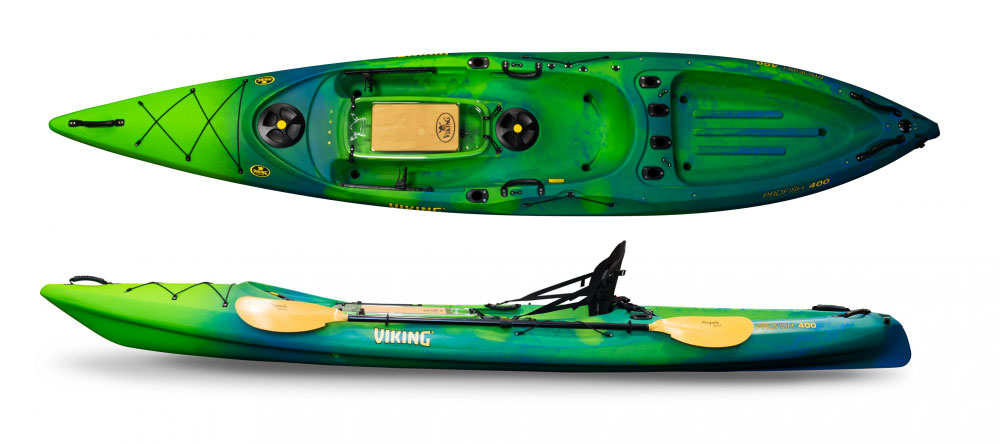 Viking Profish 400 Sit On Top Fishing Kayak