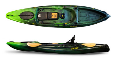 Viking ProFish GT sit on top kayak